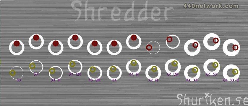 Shuriken Shredder