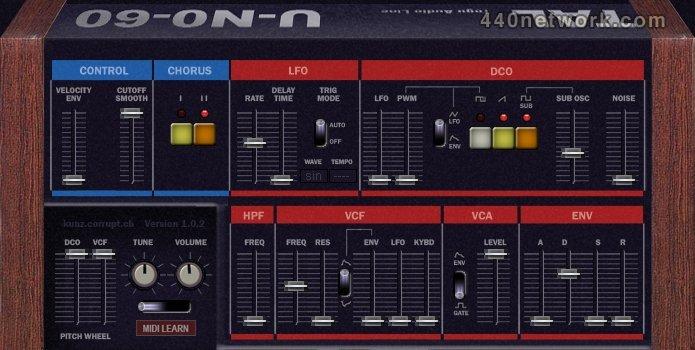 Togu Audio Line U-NO-62