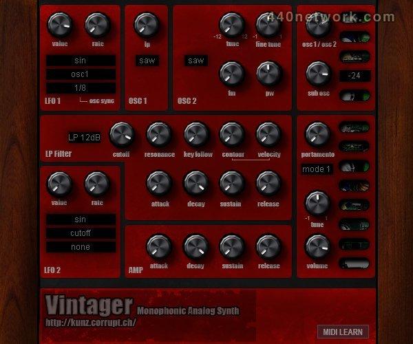 Togu Audio Line Vintager