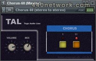Togu Audio Line Chorus-60