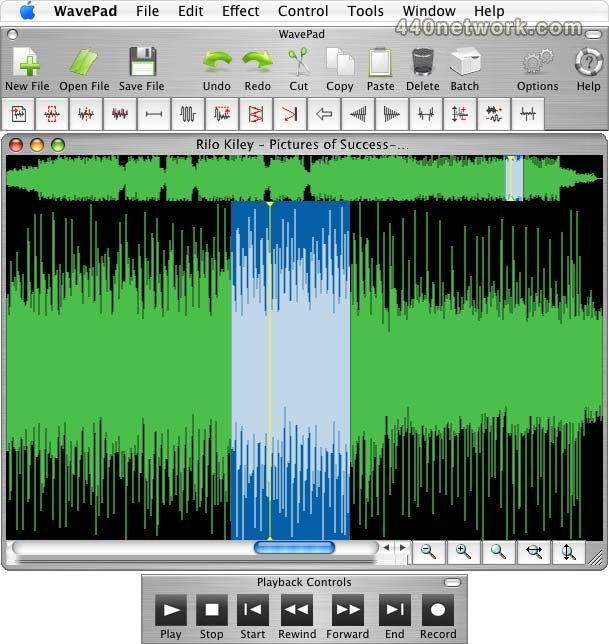 NCH Software WavePad