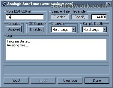 AnalogX AnalogX AutoTune