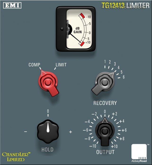 Abbey Road Plug-Ins TG12413 Limiter
