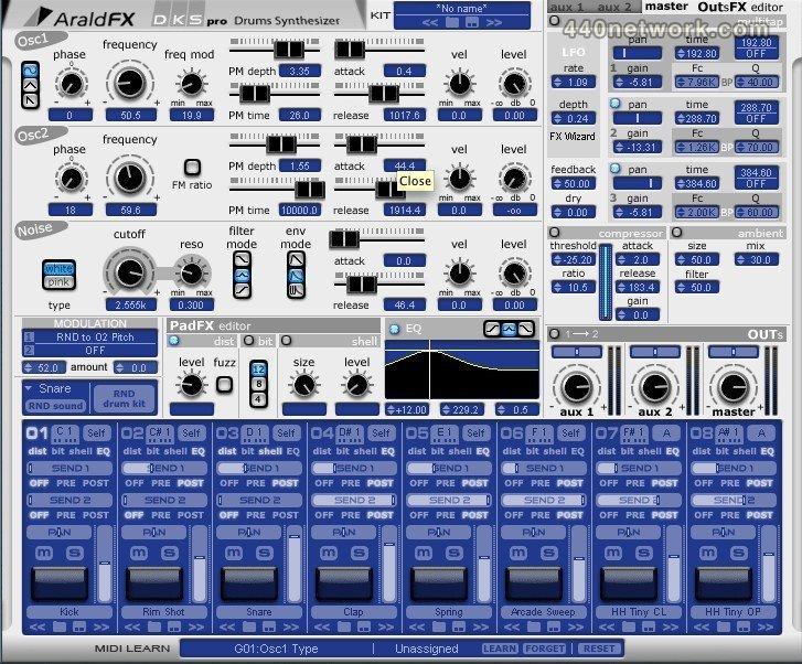 AraldFX DKS Pro