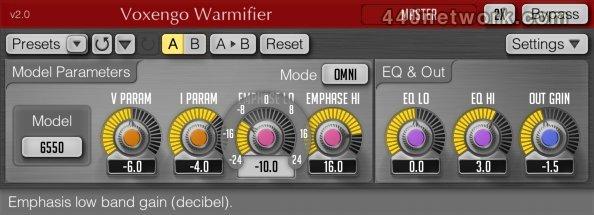 Voxengo Warmifier