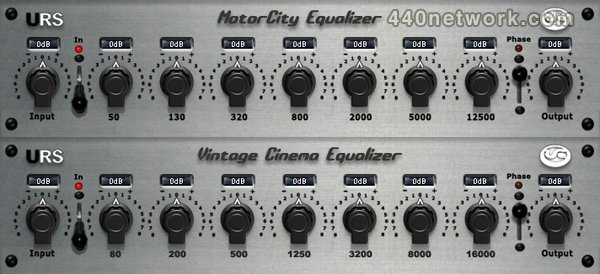 URS Plugins M series EQ bundle