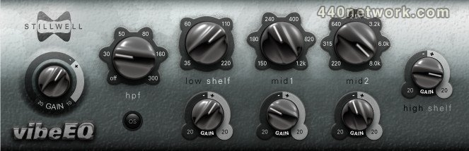 Stillwell Audio Vibe-EQ