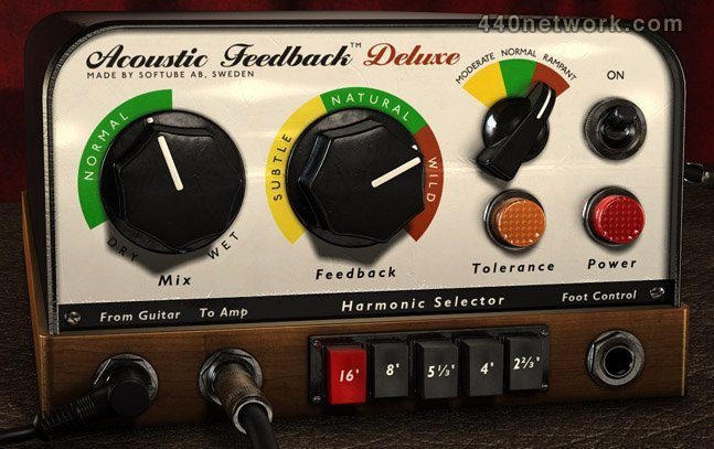 Softube Acoustic Feedback Deluxe