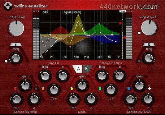 112dB Redline equalizer