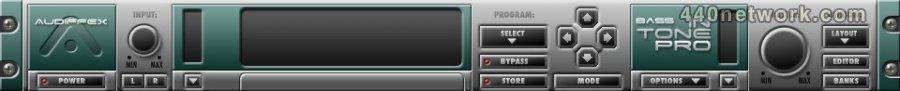 Audiffex inTone Bass