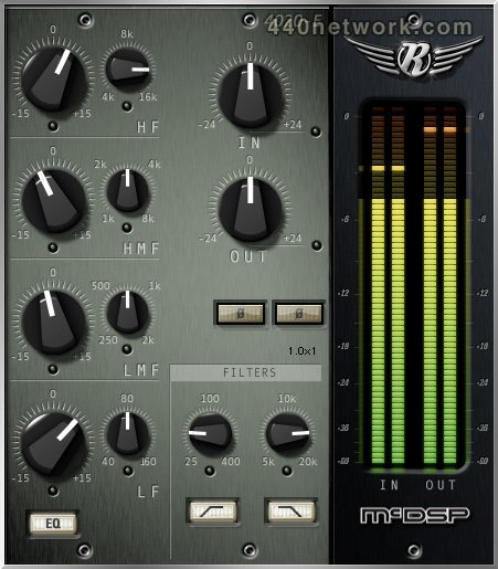 McDSP Retro Pack