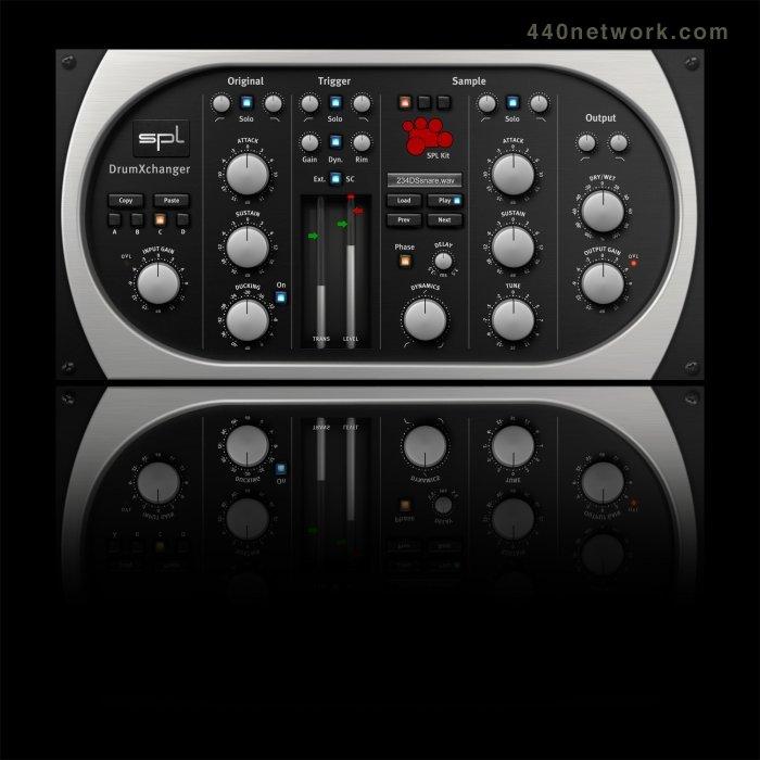 Sound Performance Lab DrumXchanger