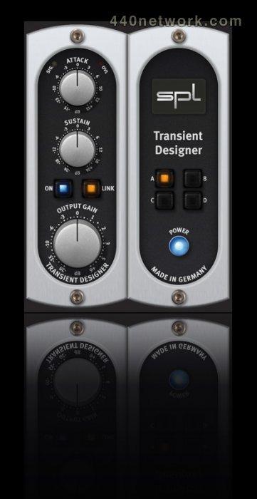 Sound Performance Lab Transient Designer