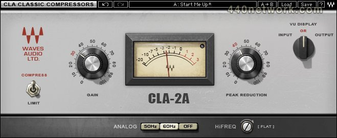 Waves Chris Lord-Alge Classic Compressors