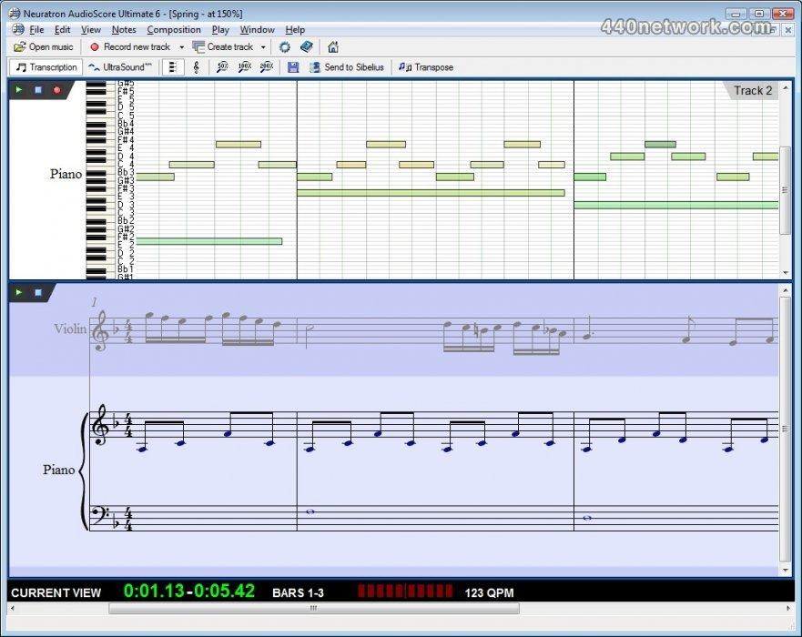 I.R.I.S AudioScore Ultimate