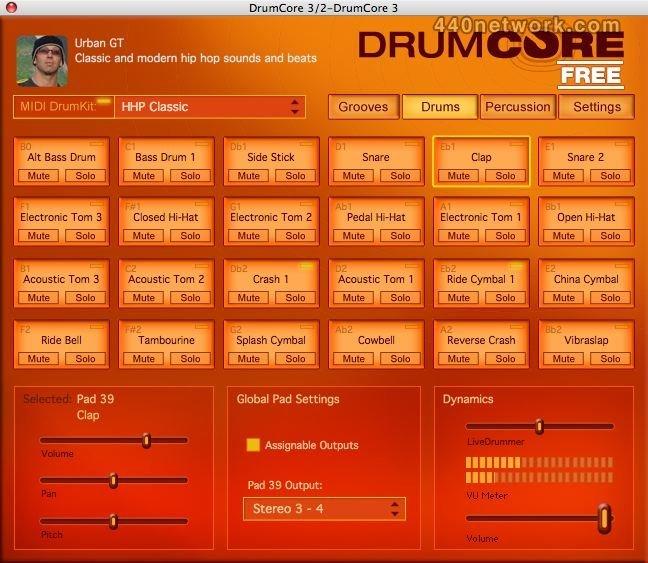 Sonoma Wire Works Drumcore Free