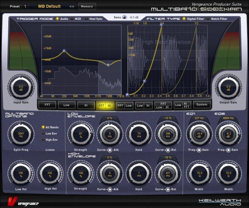 Vengeance-Sound Multiband Sidechain
