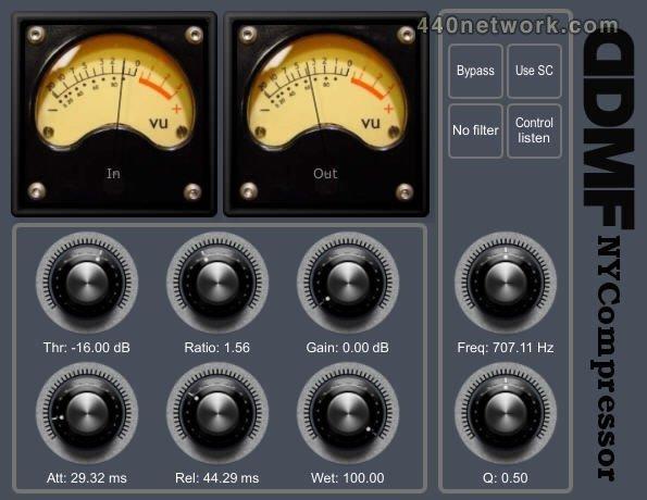 DDMF NYCompressor