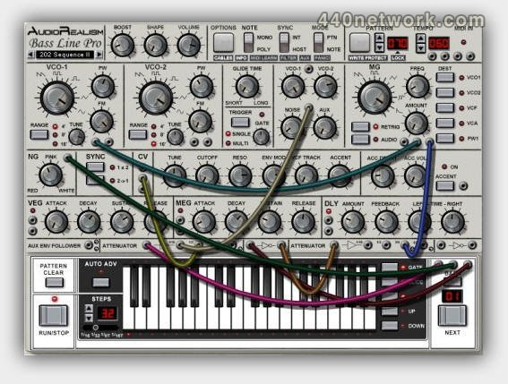 AudioRealism Bass Line Pro