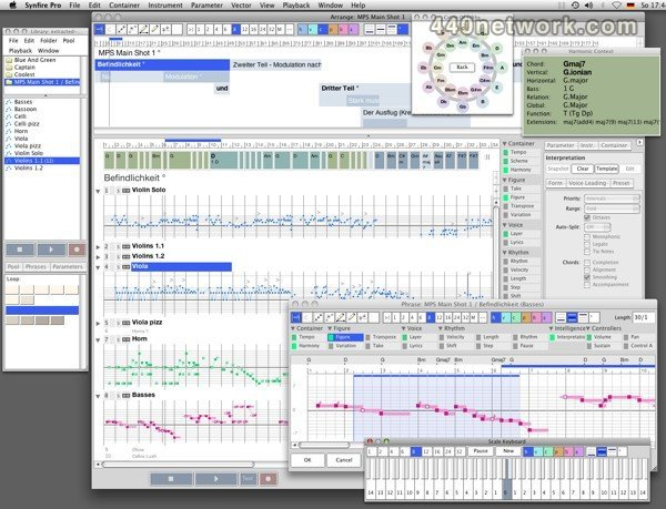 Cognitone Synfire Pro
