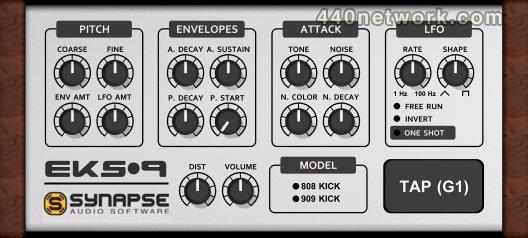 Synapse Audio EKS-9