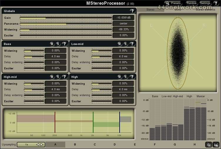 MeldaProduction MStereoProcessor