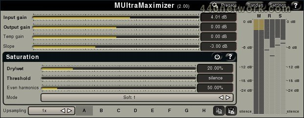 MeldaProduction MUltraMaximizer