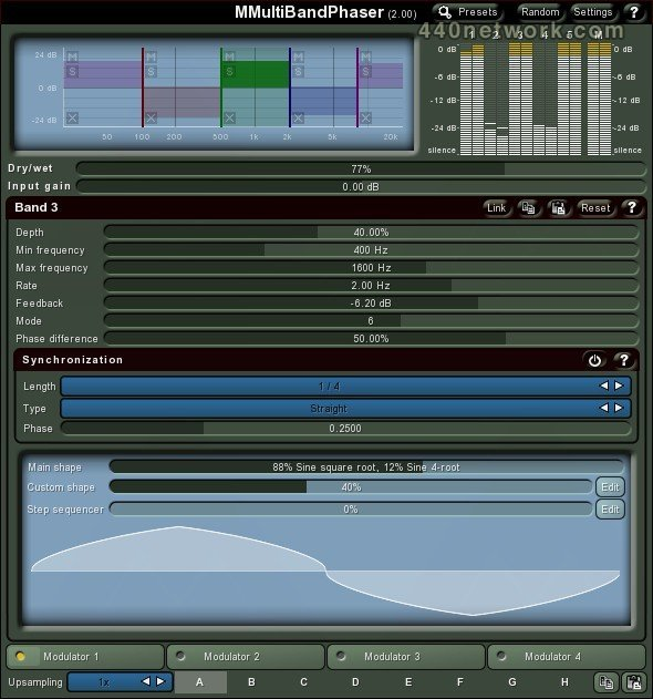 MeldaProduction MMultiBandPhaser