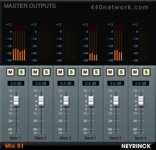 Neyrinck Audio Mix 51