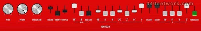 Foo-yc20 foo-yc20