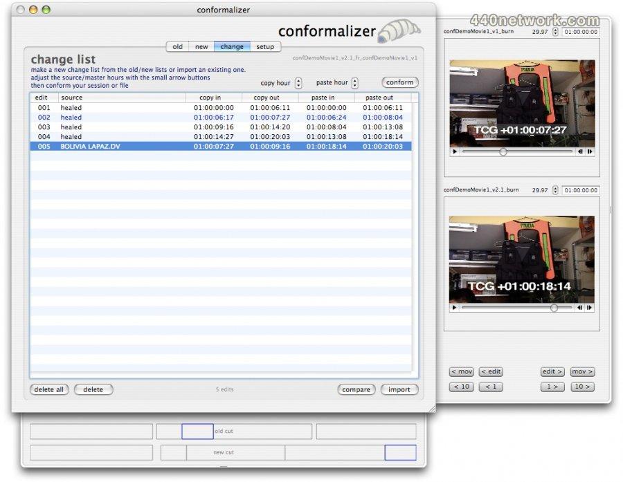 Maggot Software conformalizer