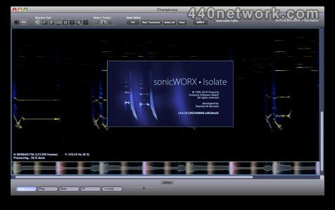 Prosoniq sonicWORX Isolate