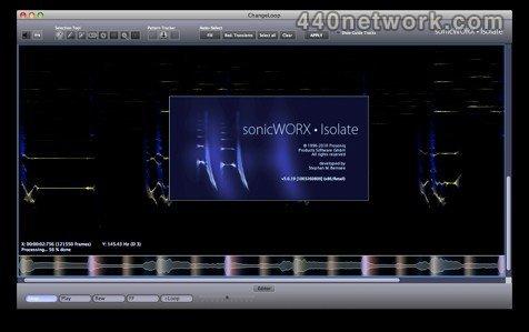 Prosoniq sonicWORX Isolate