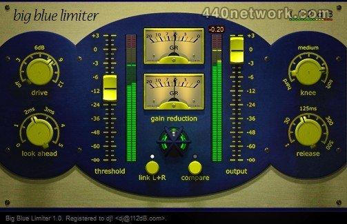 112dB Big Blue Limiter