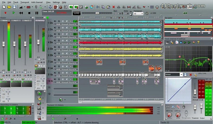 N-Track Studio n-track
