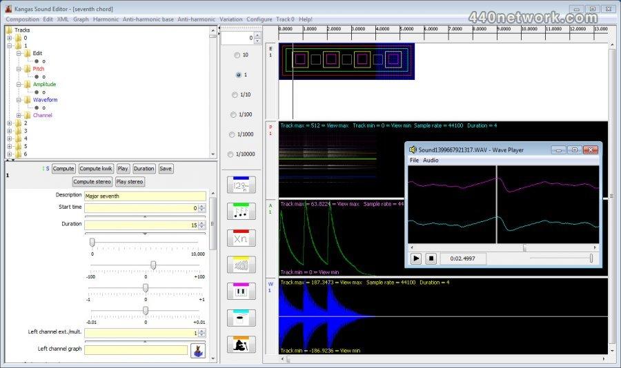 KangaSound Kangas Sound Editor