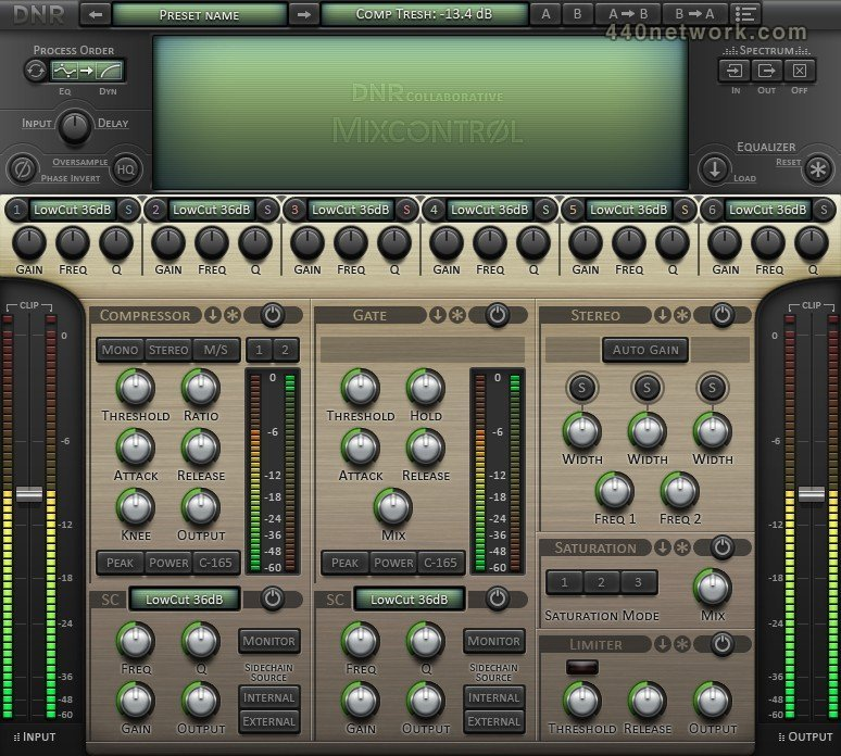 TeamDNR MIx Control Pro