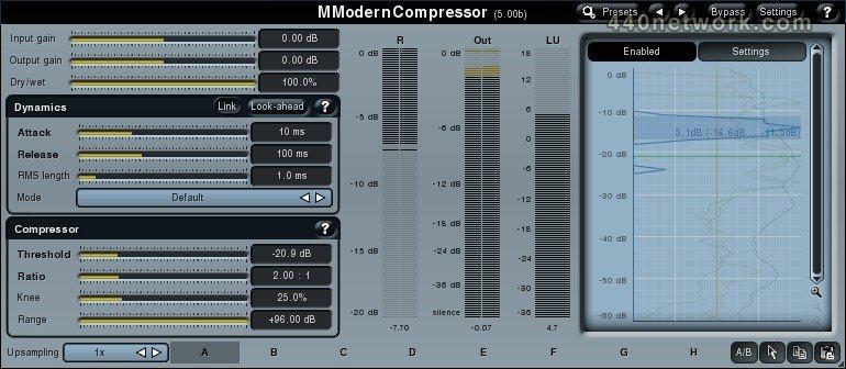 MeldaProduction MModernCompressor