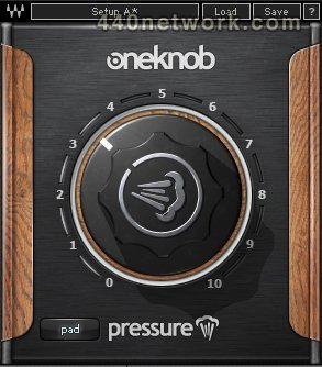 Waves One Knob Pressure