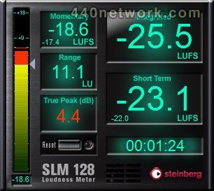 Steinberg SLM 128