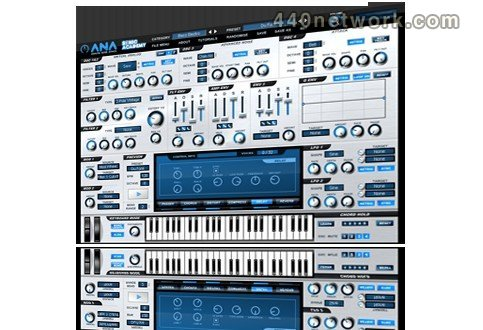 Sonic academy ANA synth