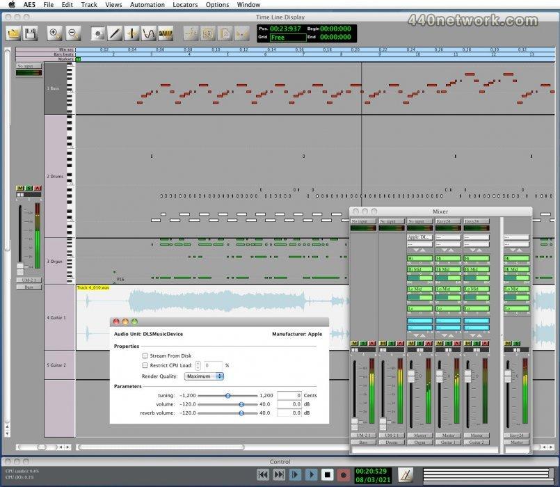 Audio Evolution Audio Evolution