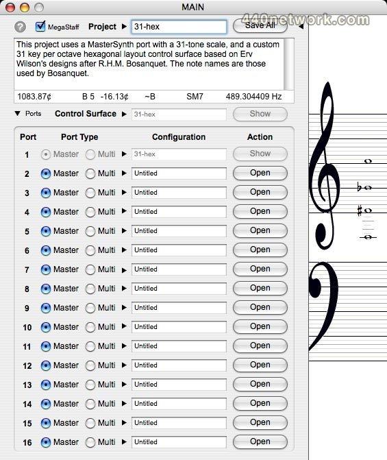H-Pi Instruments Scordatura