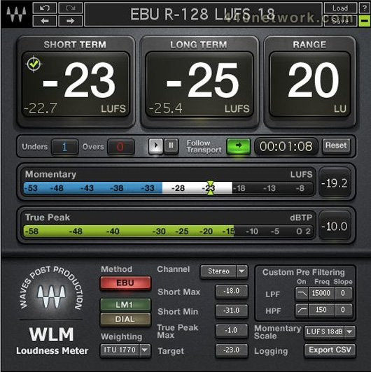Waves WLM Plus