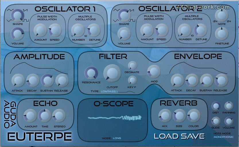 Guda Audio Euterpe