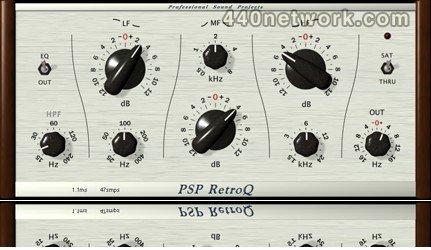 PSP Audioware PSP RetroQ