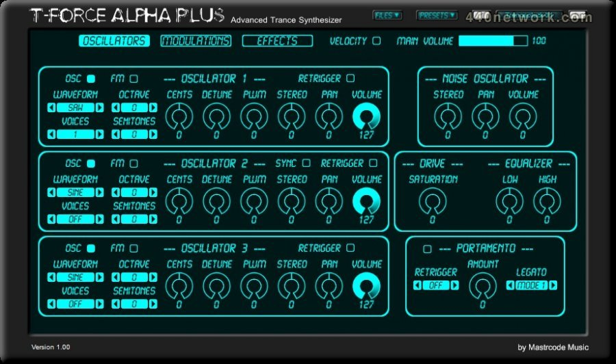 Mastrcode Music Alpha Plus