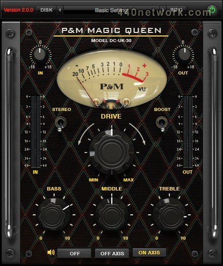 Plug and mix Magic Queen