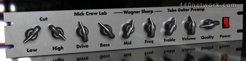 Nick Crow Lab Wagner Sharp