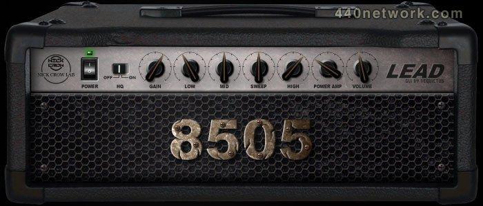 Nick Crow Lab 8505 Lead